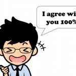 「その通りです!」、会議や論議で賛成する英語の表現80選