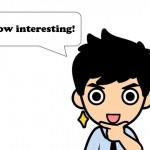 英語で気持ちを表す形容詞と「興味深い」を伝える表現40選