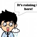 「雨」の季節に使える英語とrain関連のイディオム60選