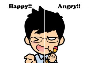 Happy.Angry