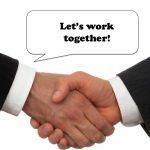 英語を使う環境で「協力」する時に使えるフレーズ80選